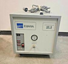 Ebara 21 Cryocompressor Recirculating Water Chiller