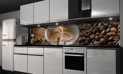Küchenrückwand Folie Flammen Klebefolie Spritzschutz Dekofolie selbstklebend