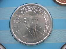 """SAN MARINO 5 Euro 2004 BU """"Bartolomeo Borghesi"""" Silber aus dem KMS"""