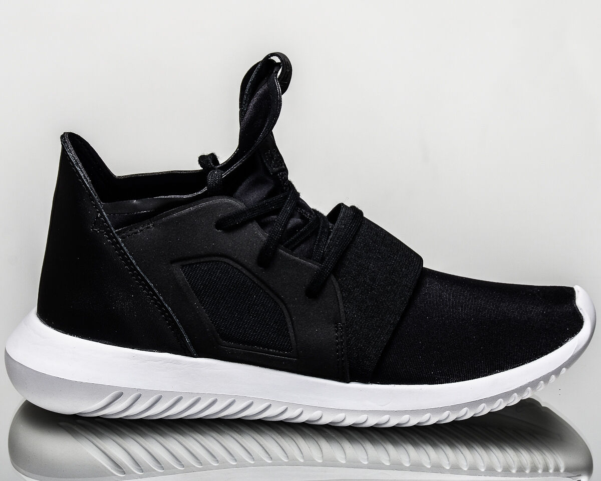 new product 93af5 bdfd3 ... adidas Originals WMNS Tubular Defiant women lifestyle sneakers NEW  black black black S75249 988c04 ...