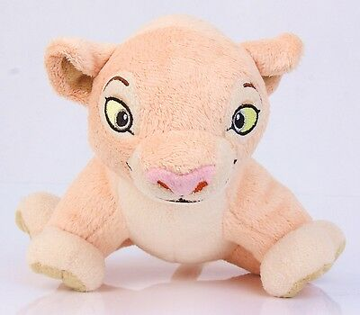 """The Lion King Baby Simba 6"""" Stuffed Doll Animal Plush Toy Valentine's Day Gift"""