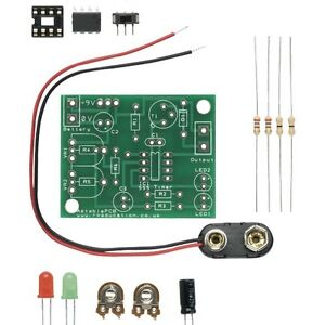 astable electonics project kit using 555 drive circuit timer ic ebay