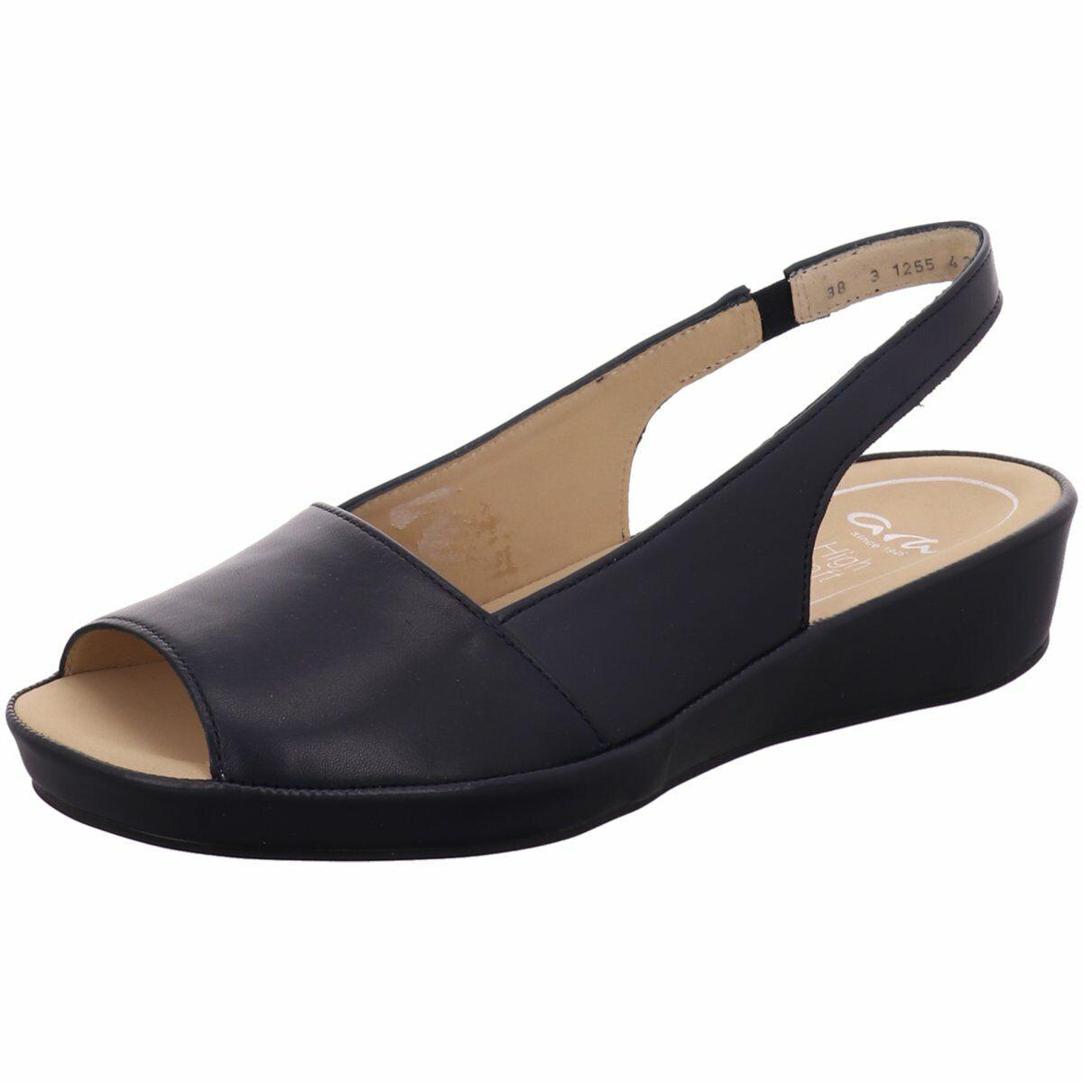 Ara Damen Sandaletten Capri -G- 12.28011.06 blau 635812