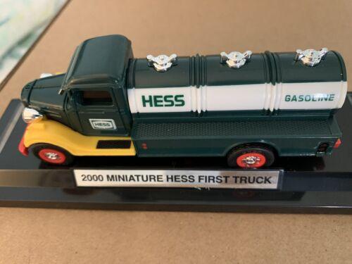 2000 First Hess Truck