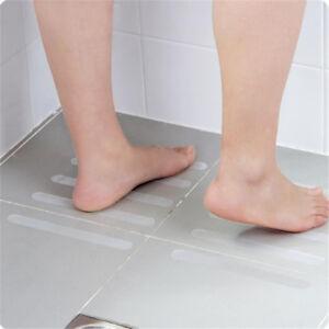10Pcs Anti Slip Grip Stickers Non Slip Shower Strips Flooring Safety Bath Tape