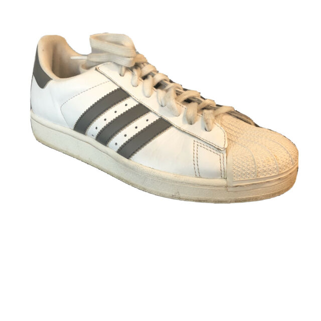 White Leather Sneakers Sport Mens Shoes