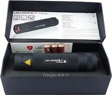 * top * ledlenser LED linterna t2 regalo box con lazo y pilas