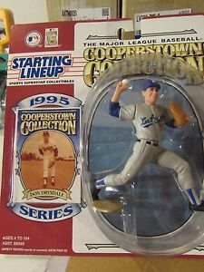Starting Lineup Cooperstown Collection Don Drysdale from 1995