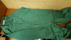 Flame Resistant Coverall Size Large