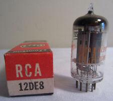 RCA 12DE8 Electron Radiotron Electronic Tube In Box NOS