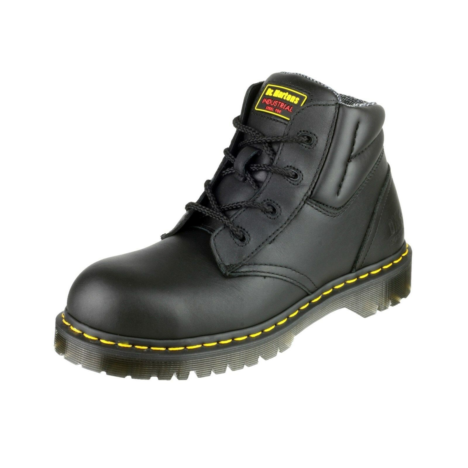 Dr Martens FS20Z Mens Safety Boots Industrial Leather Steel Toe Cap Work shoes