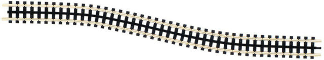 Fleischmann N 9119 Flexible Rack Rail, Length 222 mm. NEW