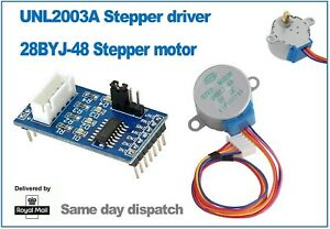 28BYJ-48-Stepper-motor-and-ULN2003A-driver-module-Ideal-for-Ardunio