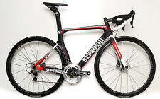 STRADALLI RD17 HYDRAULIC DISC BRAKE CARBON ROAD BIKE SHIMANO 9000 11 SPEED 48CM