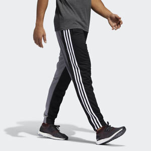 f397f7d4f416 Image is loading Mens-Adidas-ID-Track-Pants-Black-Training-Pants-