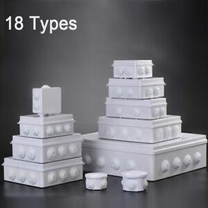18-Taille-Etanche-IP55-Boitier-etanche-projet-Boite-de-derivation-Plastique