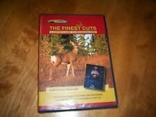 THE FINEST CUTS Deer Meat Processing Venison Hunting Hunt Hunter DVD SEALED NEW
