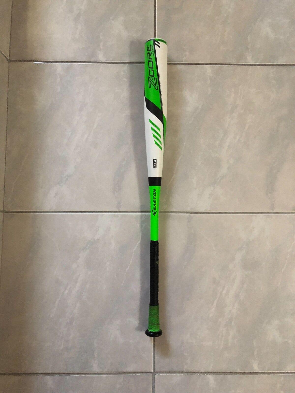 2016 Easton Z-CORE Hybrid BBCOR Baseball Bat
