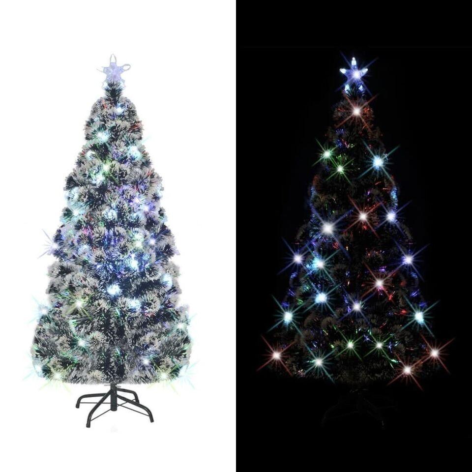 juletræ med fod