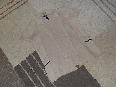 Neuwertigen Pullover Cardigan Von Zerro Gr. 34