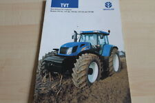 127837) New Holland TVT 135 145 155 170 190 Prospekt 12/2004