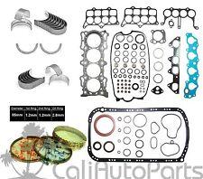 94-97 Accord DX LX Isuzu Oasis 2.2L 16V SOHC F22B2 F22B6 *GRAPHITE RE-RING KIT