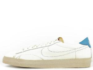 Nike Classic blue Retro Leder Pelle Tennis Sneaker 36 Vintage Neu Gr Sail ZrnZpFq