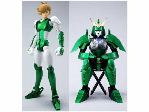 Armor Plus Ronin Warriors sage de Korin figurine EMS avec suivi NEUF