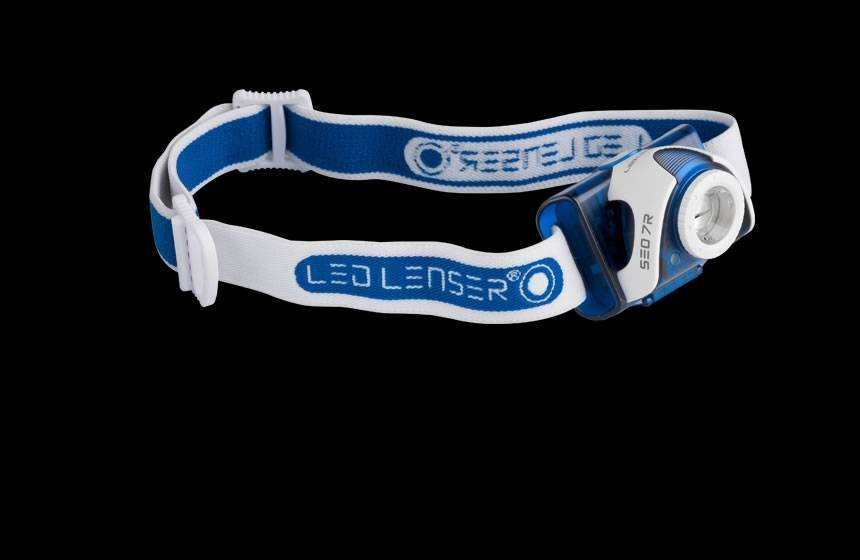 Led Lenser SEO 7R High Performance Rechargeable Headlamp