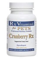 Rx Vitamins For Pets Cranberry Rx 90 Caps - Exp Date: 11/2019