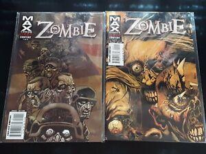 Zombie-1-4-Max-Comics-EXPLICIT-CONTENT-High-Grade-Comic-Book-RM6-234