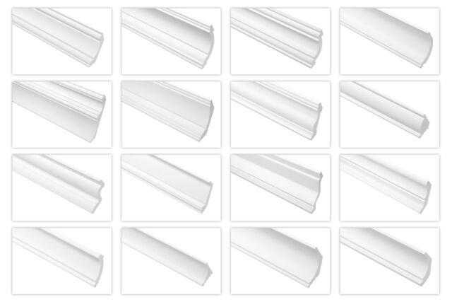 20m Stuckleisten Zierprofile Styroporleisten Deckenleisten Zierleisten HEXIMO ZM