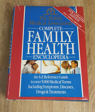 The British Medical Association Complete Family Health Encyclopedia A-Z GUIDE
