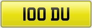 100-DU-QUALITY-5-DIGIT-SHORT-NEAT-DATELESS-CHERISHED-PRVATE-CAR-REG-NUMBER-PLATE