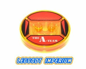 LEGO-Dimensions-The-A-Team-B-A-Baracus-tag-stand-FREE-POST