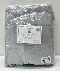 New Pottery Barn Kids Evelyn Ruffle Bottom 44 Quot X 63