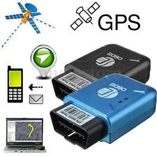 OBD II Car Vehicle GPS Realtime Tracker Truck  Mini Spy Tracking Device GSM GPRS
