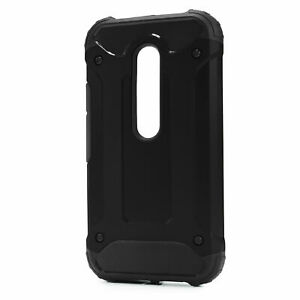 Motorola-Moto-g3-Outdoor-Housse-de-protection-Top-Cover-Back-Case-Carbone-Optique-etui