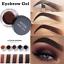 Eyebrow-Gel-Cream-Dye-Brush-Kit-Waterproof-Makeup-Cosmetic-Enhance-Long-Lasting thumbnail 1