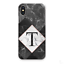 PERSONALISED-INITIALS-PHONE-CASE-MARBLE-HARD-COVER-FOR-HUAWEI-MATE-20-HONOR-7A miniatuur 8
