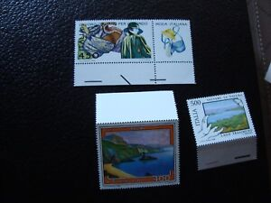 Italy-Stamp-Yvert-Tellier-N-1716-1739-1745-N-MNH-COL7