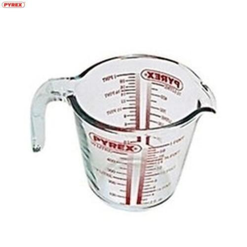 Pyrex Glass Measuring Jug 0.5L Food Prepware Accessories Kitchenhome New