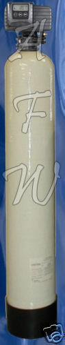 Eliminación de azufre catalítica De Carbono Tanque Tanque Tanque Agua Filtro 1.5 Cu. F. toda la casa 12f021