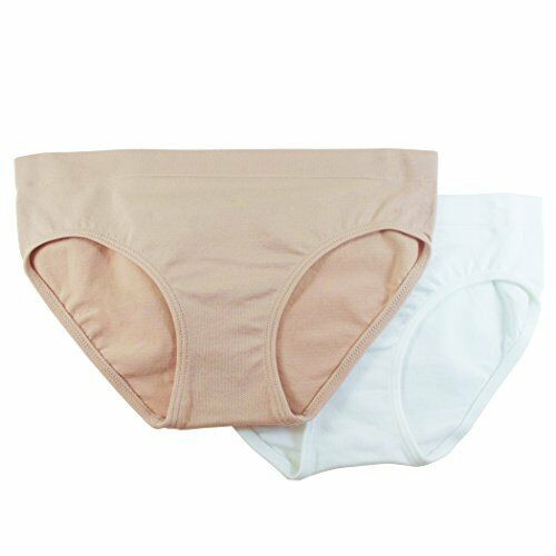 Fruit of the Loom filles 7-16 bras Big Seamless Bikini-Choix Taille//couleur.