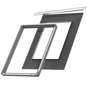 velux d mm und anschluss set bdx 2000 d mmrahmen. Black Bedroom Furniture Sets. Home Design Ideas
