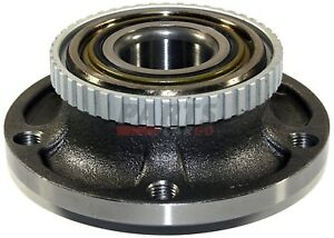 NEW-WHEEL-BEARING-amp-HUB-ASSEMBLY-FRONT-LH-OR-RH-FITS-1987-1991-BMW-735I-29513096