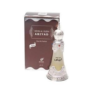 Dehn Al Oudh Abiyad Eau de Parfum Spray Unisex (Spicy/Woody/Musk/Aromatic/Amber