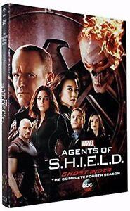Agents-Of-S-H-I-E-L-D-Shield-Season-4-Brand-New-amp-Sealed-Free-UK-Postage
