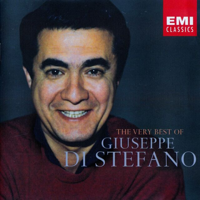 "THE VERY BEST OF ""GIUSEPPE DI STEFANO"" / 2 CD-SET"