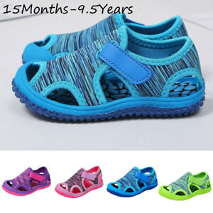 Child-Kids-Baby-Girls-Boys-Beach-Non-slip-Outdoor-Sneakers-Sandals-Shoes